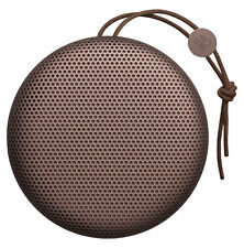Bang & Olufsen BeoPlay A1 Portable Bluetooth Speaker - Red