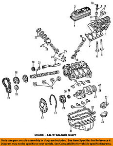 GM OEM-Engine Cylinder Head Gasket 12552362