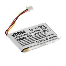 Akku Batterie 450mAh Li-Po für Unfall-Autokamera MIO Mivue 338, MiVue 358P