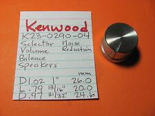 Kenwood K23-0290-04 Volume Etc Kr-8010 Nine G Kr-9000G Kr-11000G Stereo Receiver