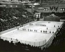 Winnipeg Arena  1950's (Interior - B&W 8x10 Photo)