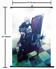 Anime Soul Eater Death The Kid Wall Scroll Home Decor cosplay 2169