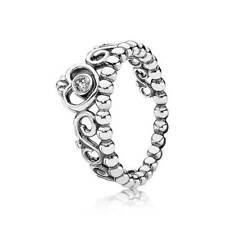 PANDORA 190880cz-52 Silver Ring With Cubic Zirconi Gr 52