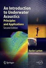Underwater Acoustics: An Introduction: By Xavier Lurton