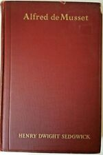 Antiquarian & Collectible Books Alfred de Musset for sale | eBay