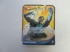 2013 Hot Wheels Green Lantern