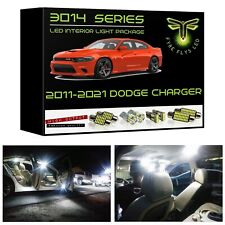 16 White Led Interior Light Package For 2011 2021 Dodge Charger 3014 Seriestool