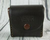 Vintage VEMAR Close-Up Coated Lens Set No.1 2 3 49mm Original Leather Case Japan