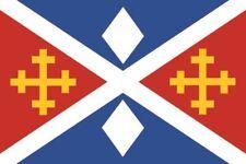Aufkleber  Echt-Susteren (Niederlande) Flagge Fahne 8 x 5 cm Autoaufkleber