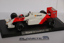 F1 Rba Mclaren Tag Turbo MP4/2C #1 1986 1/43
