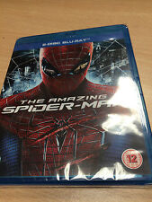 * Blu-Ray Film New Sealed * THE AMAZING SPIDER-MAN * 2 DISC