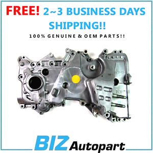 OEM ! TIMING CHAIN FRONT COVER for 12-16 KIA FORTE SERIES SOUL OE# 21350-2E030