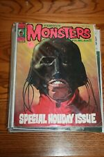 FAMOUS MONSTERS #123 IS IN FINE CONDITION! BAGGED AND BOARDED!