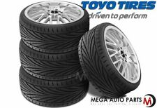 4 New Toyo Proxes T1R 195/45R15 78V UHP Ultra High Performance Summer Tires T1-R