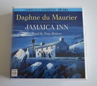 Jamaica Inn: Daphne du Maurier - Unabridged Audiobook - 10CDs