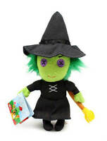 """NEW RETIRED FUNKO PLUSHIES THE WIZARD OF OZ WICKED WITCH OF WEST PLUSH 9"""" DOLL"""