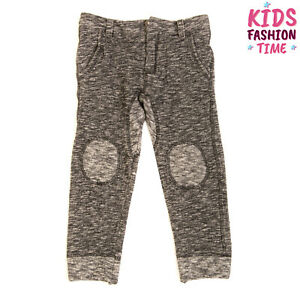 Knitted Trousers Size 4Y Knee Patches