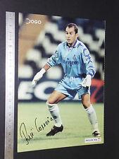 CARTE CRAQUES D'O JOGO PORTUGAL 1996-1997 FOOTBALL FUTEBOL RUI CORREIA FC PORTO
