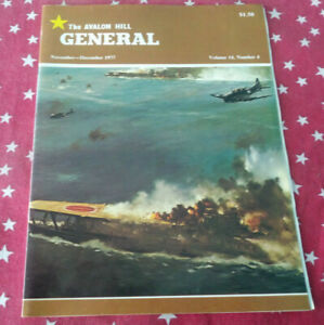 The Avalon Hill General Magazine Volume 14 No.4 Victory in the Pacific