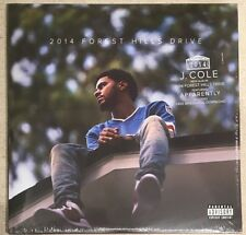J. Cole - 2014 Forest Hills Drive LP [Vinyl NEW] 180gm Double LP + Download