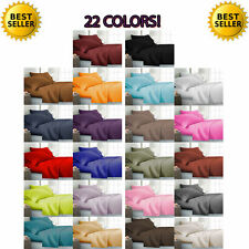 1500 Count Pillowcase Set - Standard Queen and King sizes available - Set of 2!