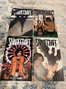 Shadecraft #1 - 4  Comic Lot