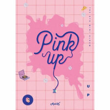 APINK [PINK UP] 6th Mini Album A Ver CD+Photo Book+Card+Polaroid K-POP SEALED