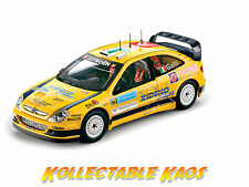 1:18 SunStar - 2007 Rally Sweden - Citroen - Team PH Sport #25 Galli/Bernacchini