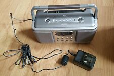 Hitachi DAB FM Digital Reciever KH 1000D Radio Portable