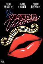 Victor/Victoria (DVD, 2002, Widescreen)