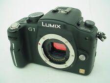 Panasonic LUMIX DMC-G1 12.1 MP Digital Camera - Black (Body Only)