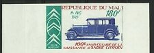 MALI VOITURE B 14 G 1927 ANDRE CITROEN OLD CARS NON DENTELE IMPERF ESSAY ** 1978