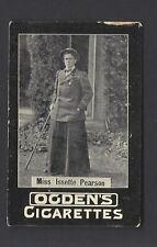 OGDENS (TABS) - GENERAL INTEREST (97-2, GOLF) - MISS ISSETTE PEARSON