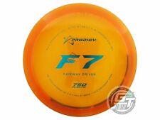 USED Prodigy Discs 750 F7 176g Orange Teal Foil Fairway Driver Golf Disc