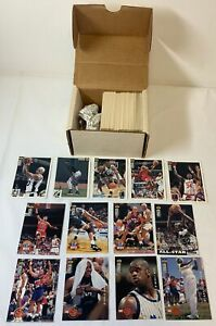 1994-95 UD Collector's Choice basketball FULL COMPLETE SERIES 1 SET #1-210