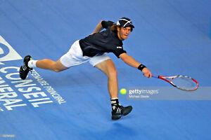 RARE NOS Adidas Barricade V 5 sz 10 Andy Murray Novak Djokovic 919461 MUST SEE!!