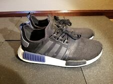 6f9dc14805ffd USED Adidas NMD R1 Sports Heritage Men Size 9.5 UK 9 Black Navy White S76841