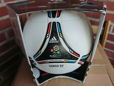 Adidas Official Matchball Tango 12 Euro 2012 OMB Box Size 5 soccer