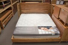 Lex Marinos - 3 Piece Bedroom Suite - Solid Marri Timber - Floating Bed End