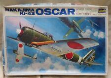 HASEGAWA 13 1:32 scale NAKAJIMA Ki-43 OSCAR WWII Japan plastic model kit