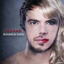HENKE Maskenball der Nackten CD 2013 GOETHES ERBEN