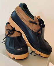 Women's London Fog Towne Duck Shoes Waterproof Size 8 MED Ankle Boots Martha