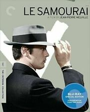 Le SAMOURAI (region a Blu-ray) The Criterion Collection