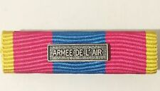 Rappel de médaille DEFNAT Défense Nationale OR avec agrafe ARMÉE DE L'AIR