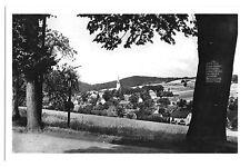 AK, Wehrsdorf Mittellaus. Bergland, Gesamtansicht, 1955