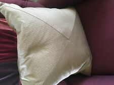 RODEO HOME SQUARE  DECORATIVE PILLOW - /BEIGE /BROWN 17 X 17