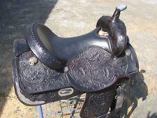 "16"" Circle Y trail saddle"