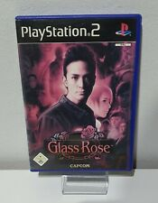 Glass Rose PS2 Boxed + Instructions Rarity A6521
