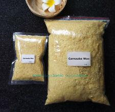 Natural Carnauba Wax 100g Comestic Additive