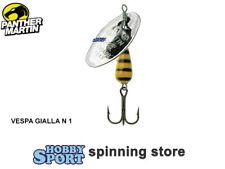 Pesca Spinning Trota Spinner VB Rapture Cucchiaino Rotante WMC  6.5 Gr      CSP